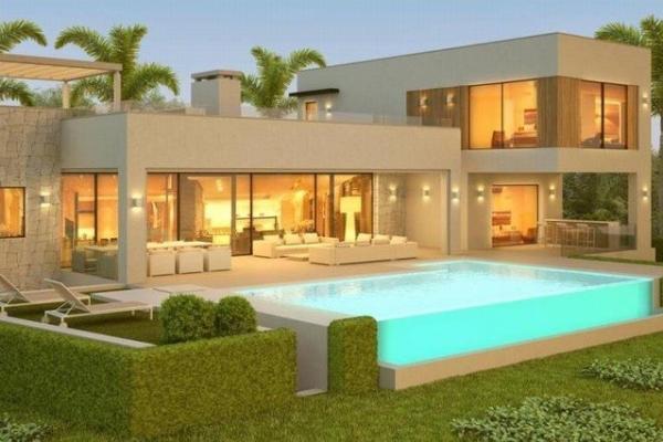 5 Bedroom, 5 Bathroom Villa For Sale in Mirabella Hills, La Alqueria, Benahavis
