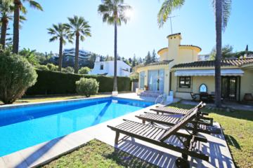 Lovely Villa for in Nueva Andalucia